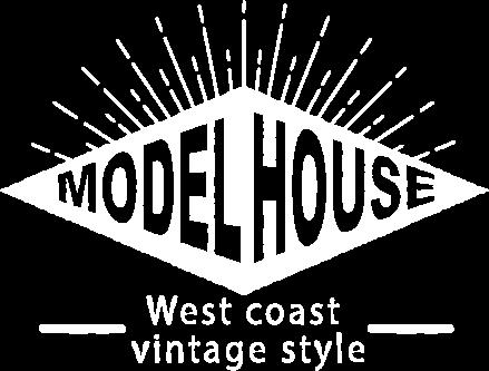 MODELHOUSE West coat Vintage style